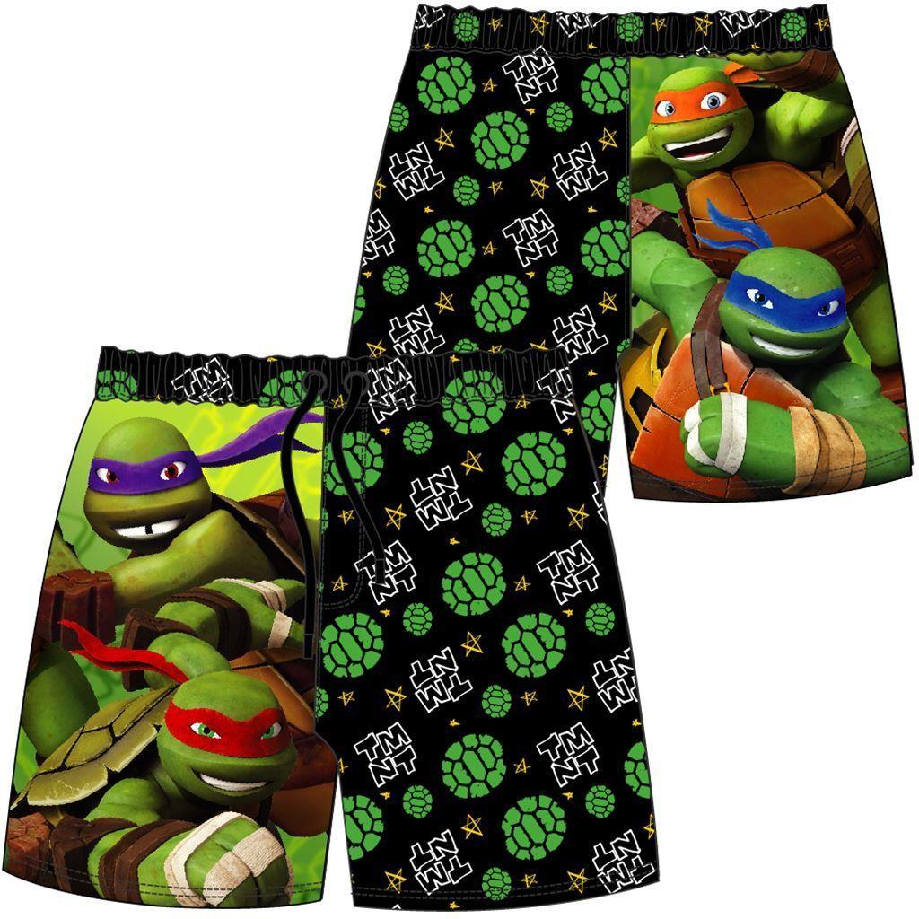 Boys Teenage Mutant Ninja Turtles Swim Shorts