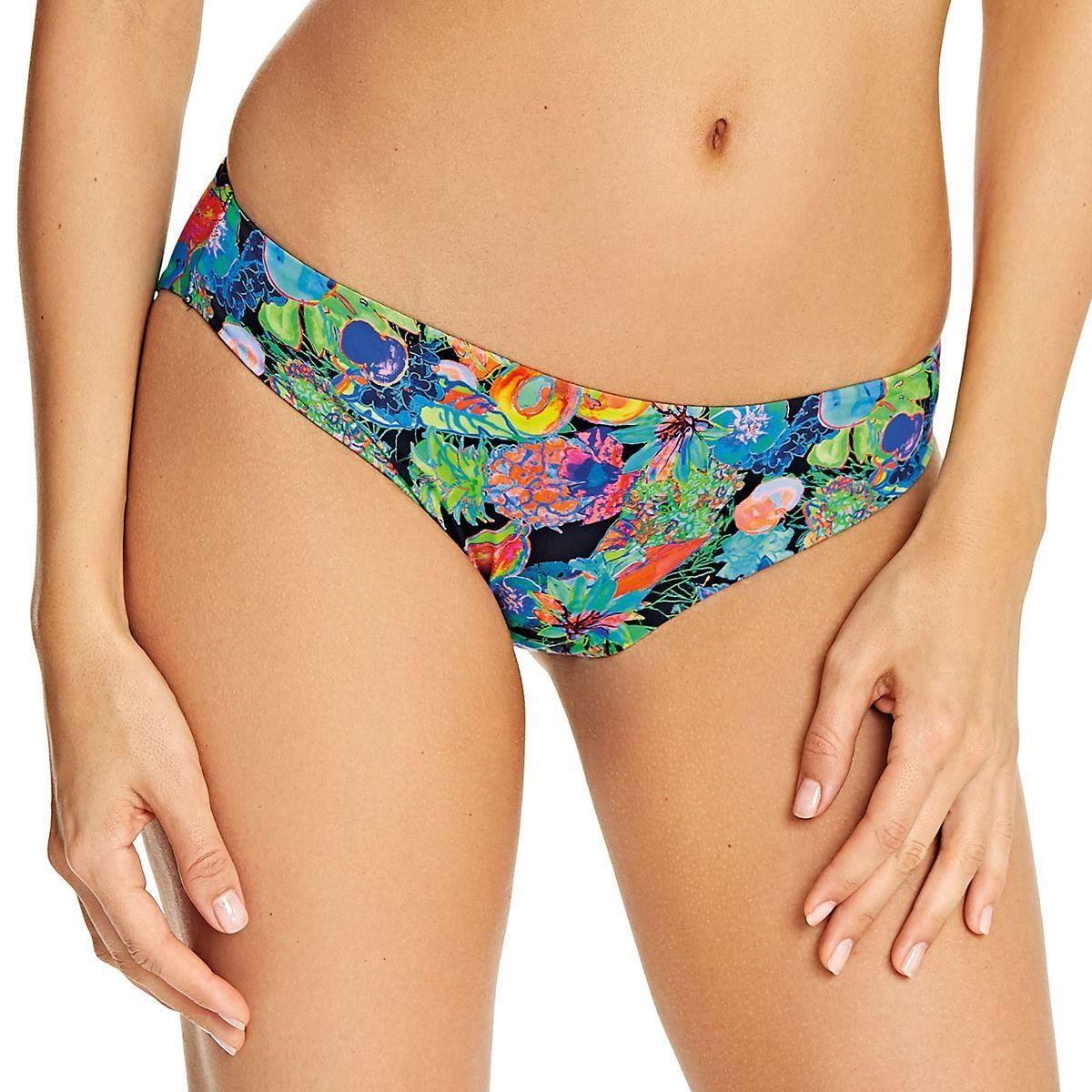 Freya Island Girl Bikini Brief - Black
