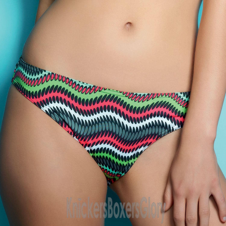 Freya Marinella Classic Bikini Brief - Rainforest