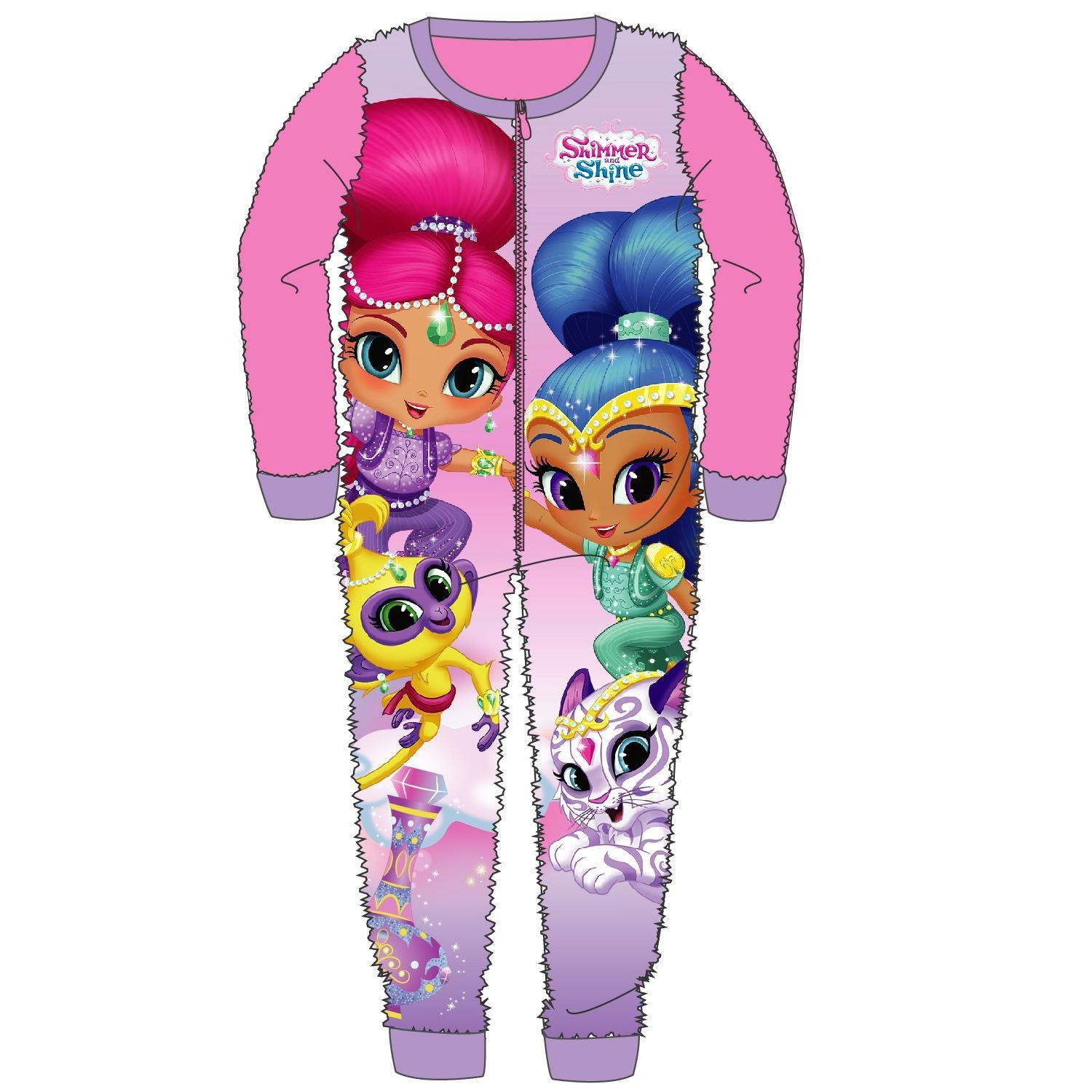 Shimmer and Shine Fleece Onesie