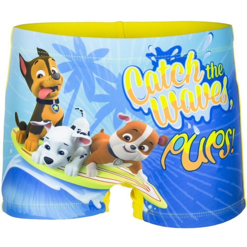 Paw Patrol 'Catch the Waves' Swimming Shorts