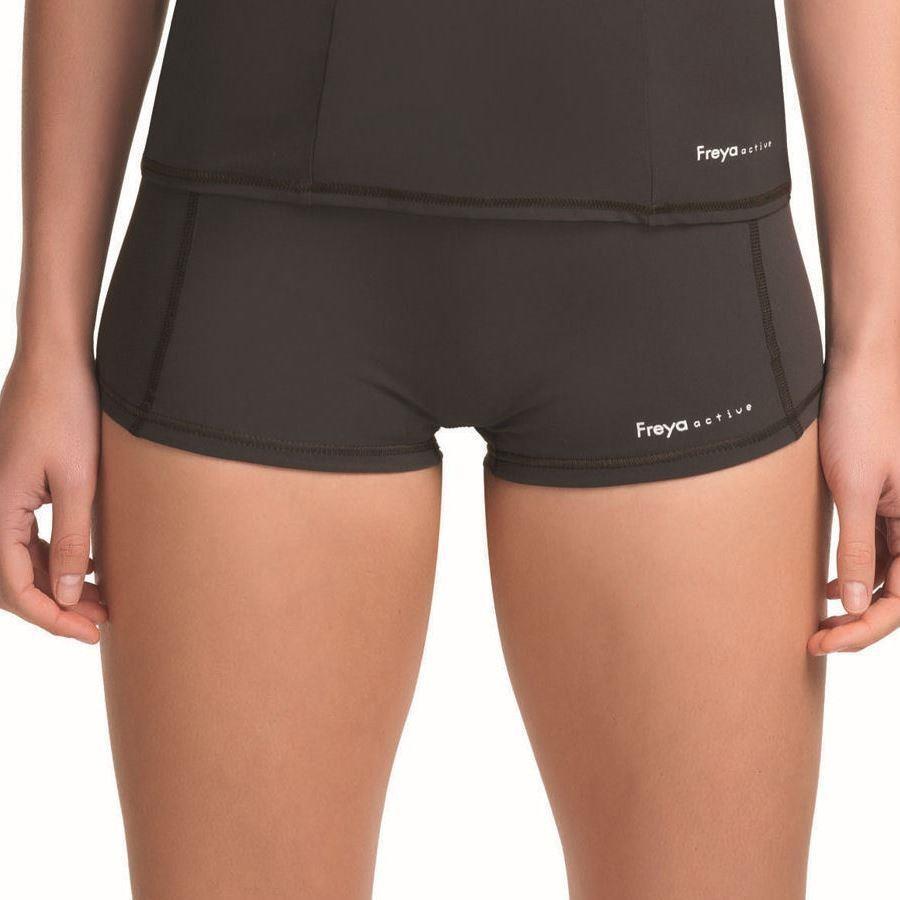 c324c7bf57bd0 Freya Active Swim Classic Bikini Shorts - Mocha | Free UK Delivery |  KnickersBoxersGlory