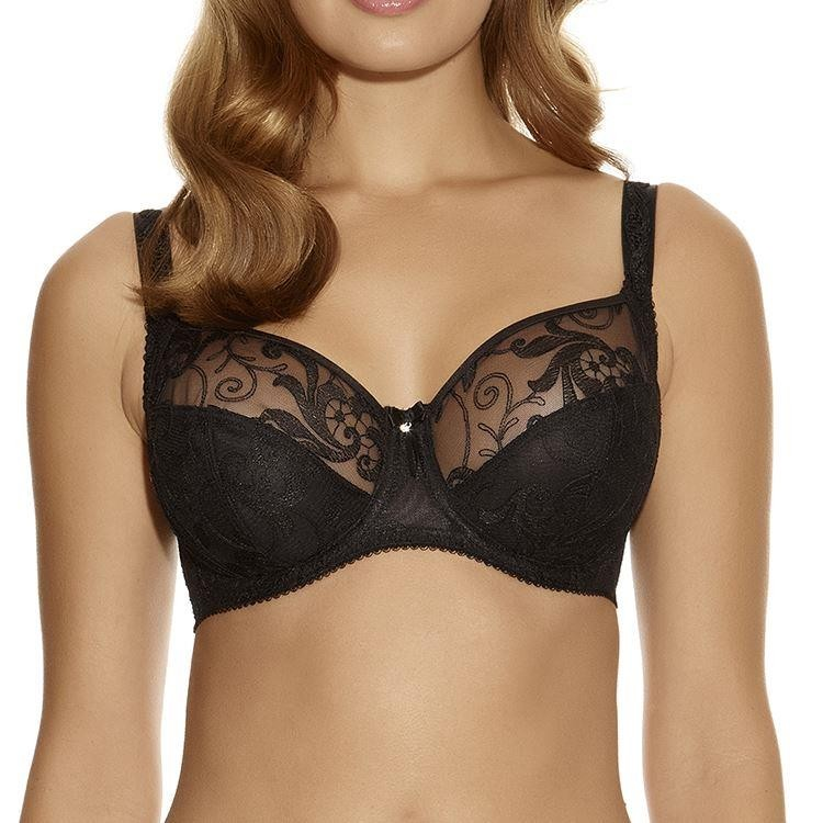 Fantasie Allegra Side Support Bra - Black