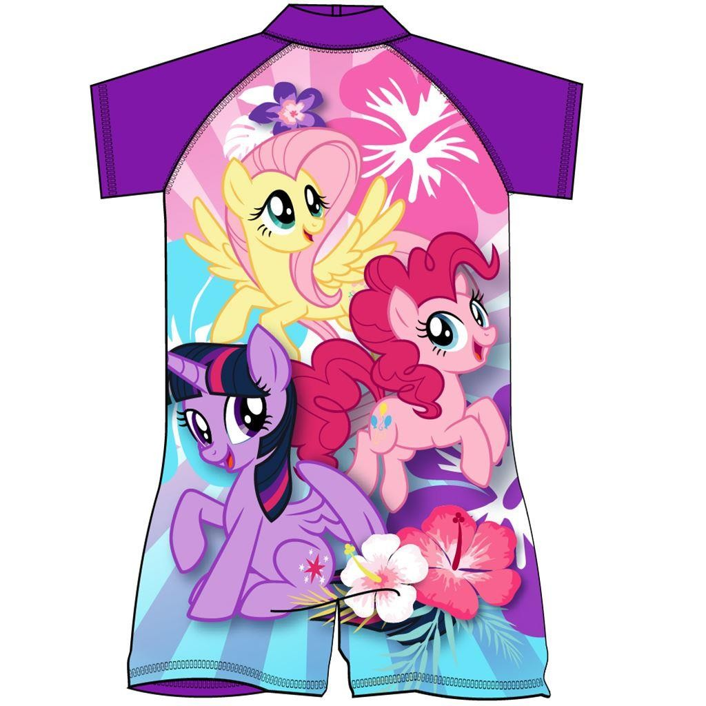 My Little Pony Purple Surf Suit