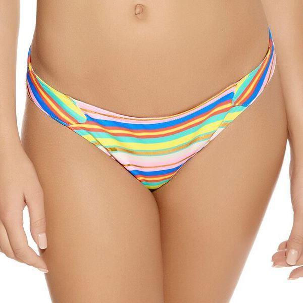 Freya Beach Candy Tab Side Bikini Brief - Pastel