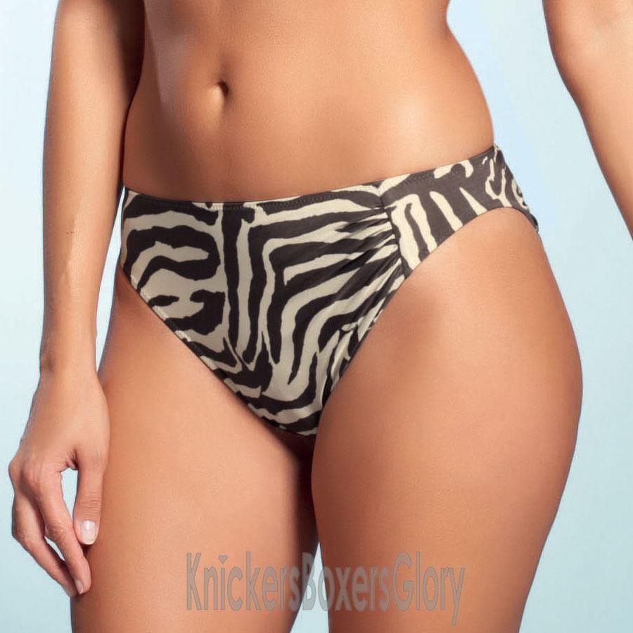 Fantasie Brasillia Classic Bikini Brief - Truffle