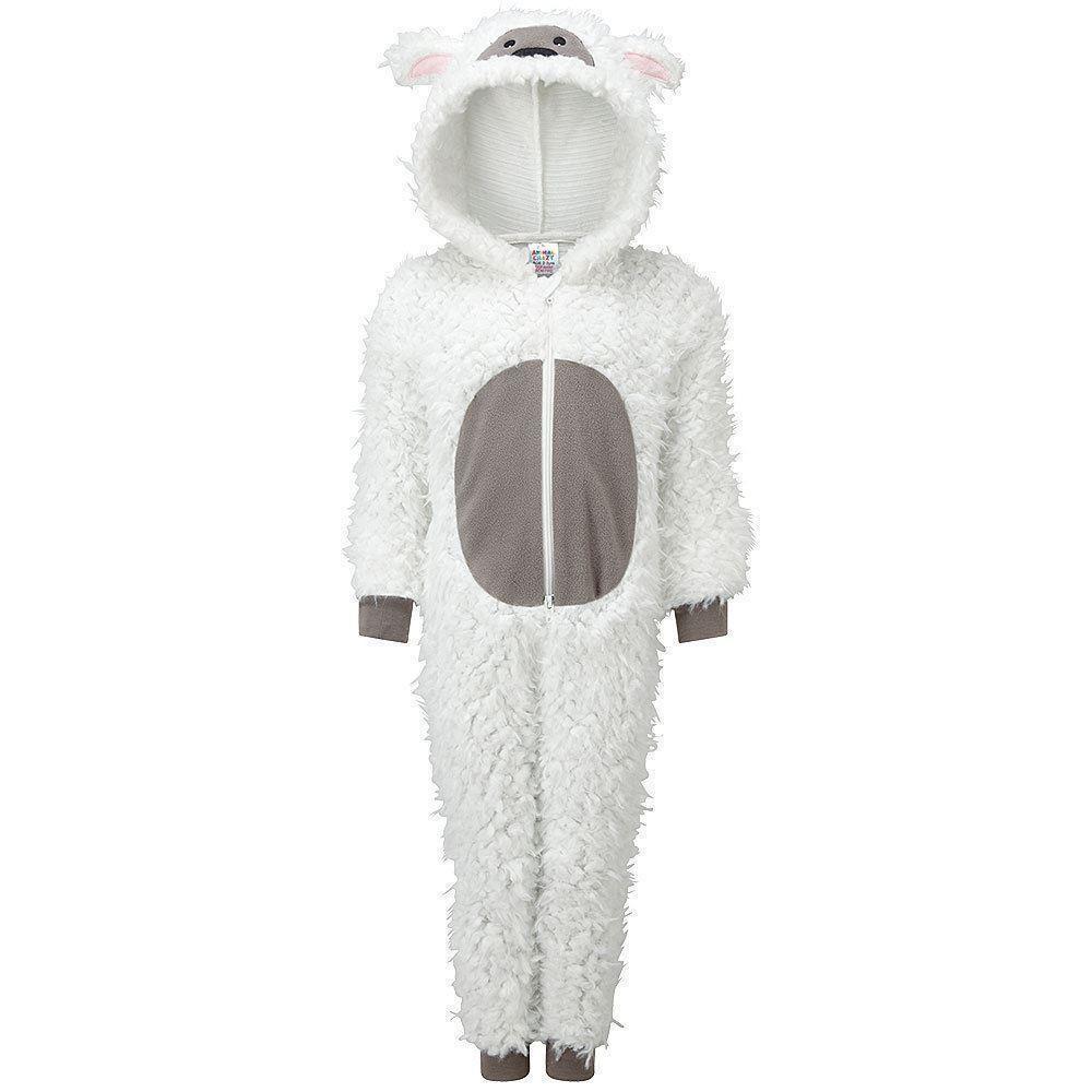 Animal Crazy Sheep Costume Onesie