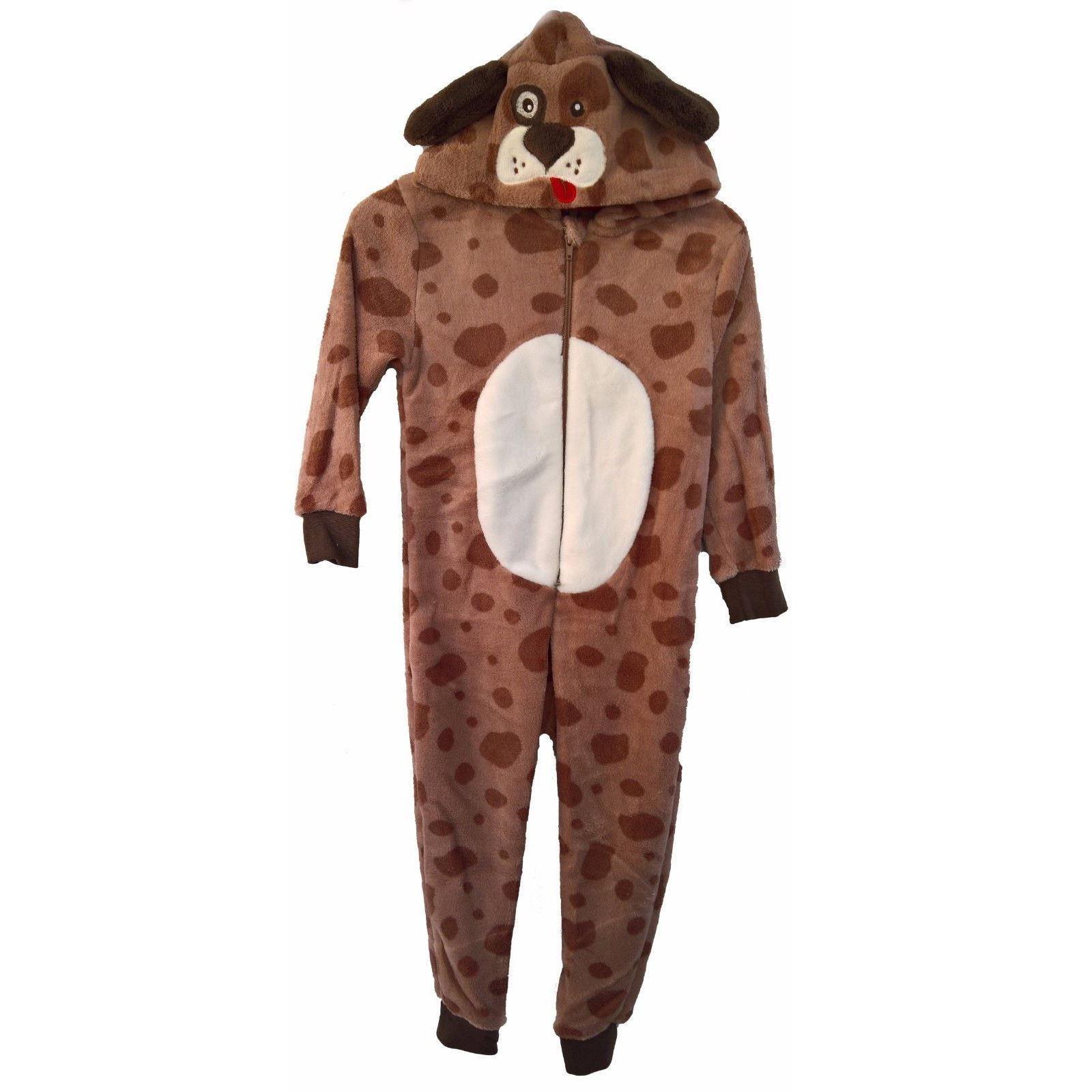 Animal Crazy Puppy Costume Onesie
