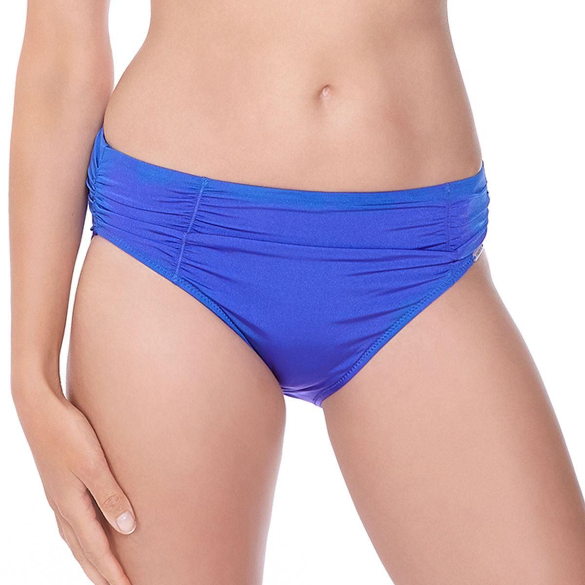 Fantasie Los Cabos Mid Rise Bikini Brief - Cobalt
