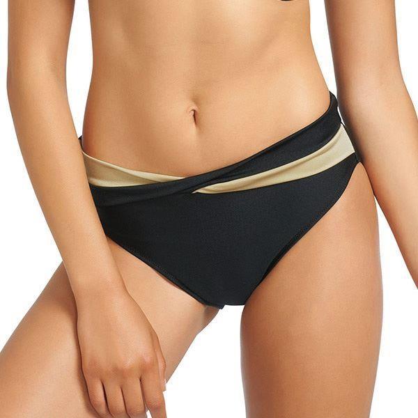 Fantasie Malawi Classic Twist Bikini Brief - Black