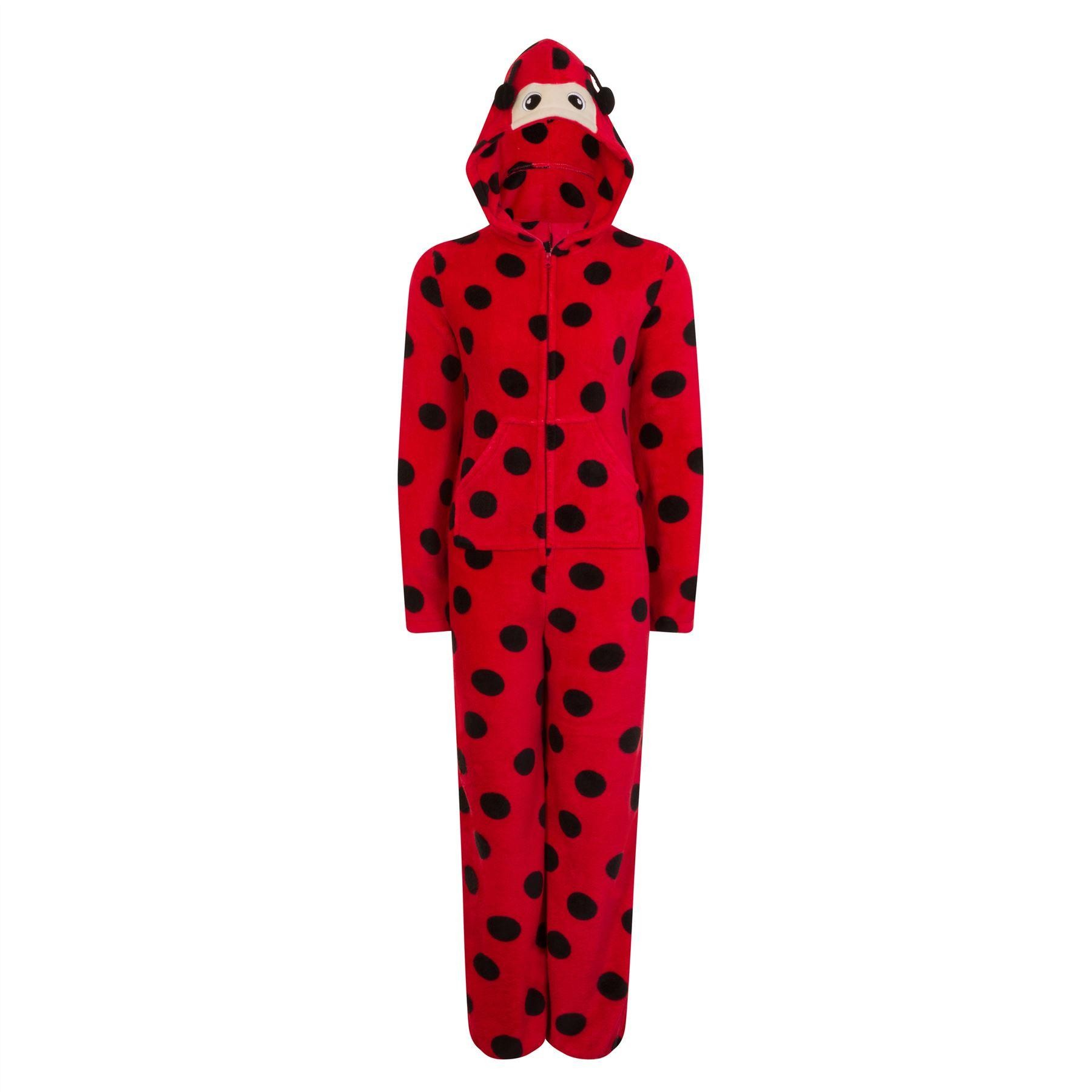Loungeable Boutique Ladybird Onesie