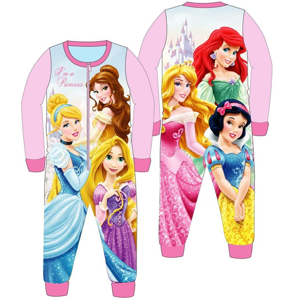 Disney Princess Fleece Onesie