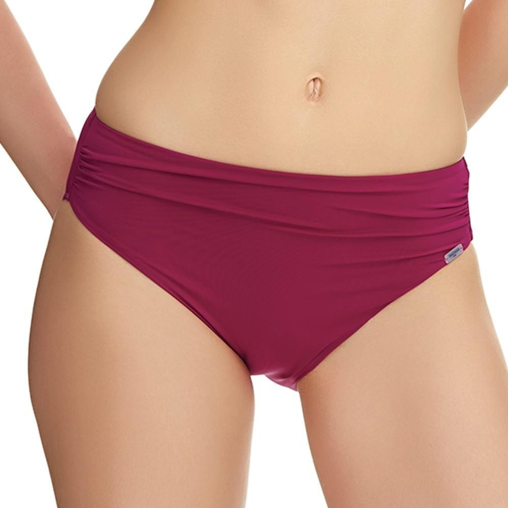 Fantasie Viana Mid Rise Bikini Brief - Berry