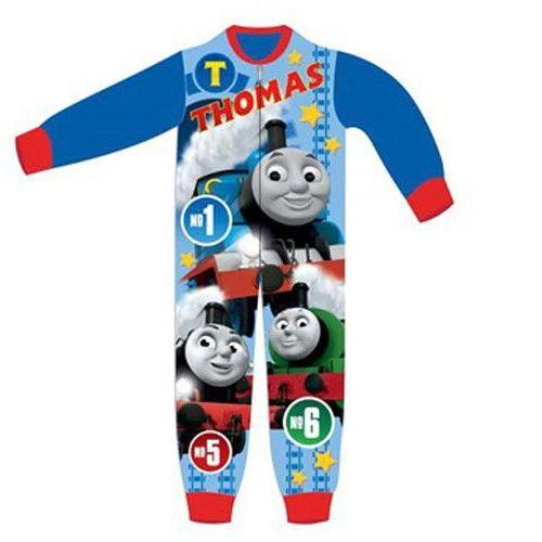 Thomas and Friends 'No 1 Engine' Fleece Onesie