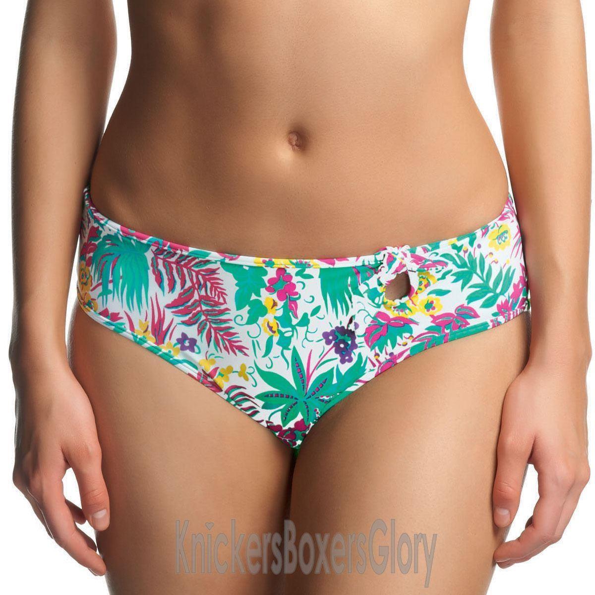 Freya Girl Friday Low Leg Bikini Brief - Jade