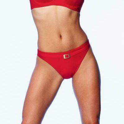 Fantasie Seattle Classic Bikini Brief - Rouge