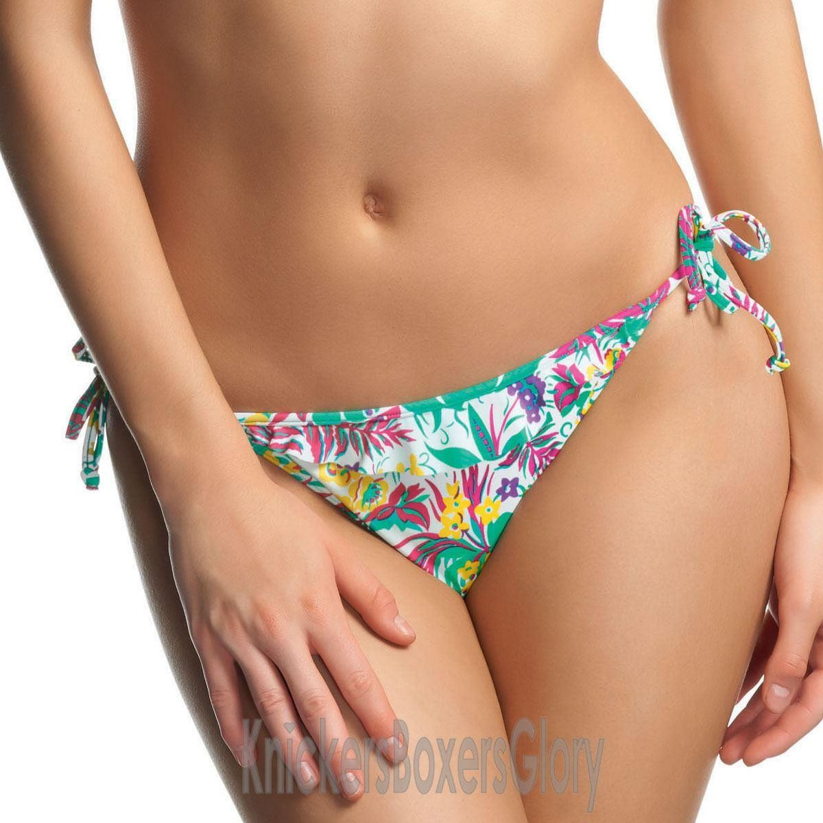Freya Girl Friday Tie Side Bikini Brief - Jade