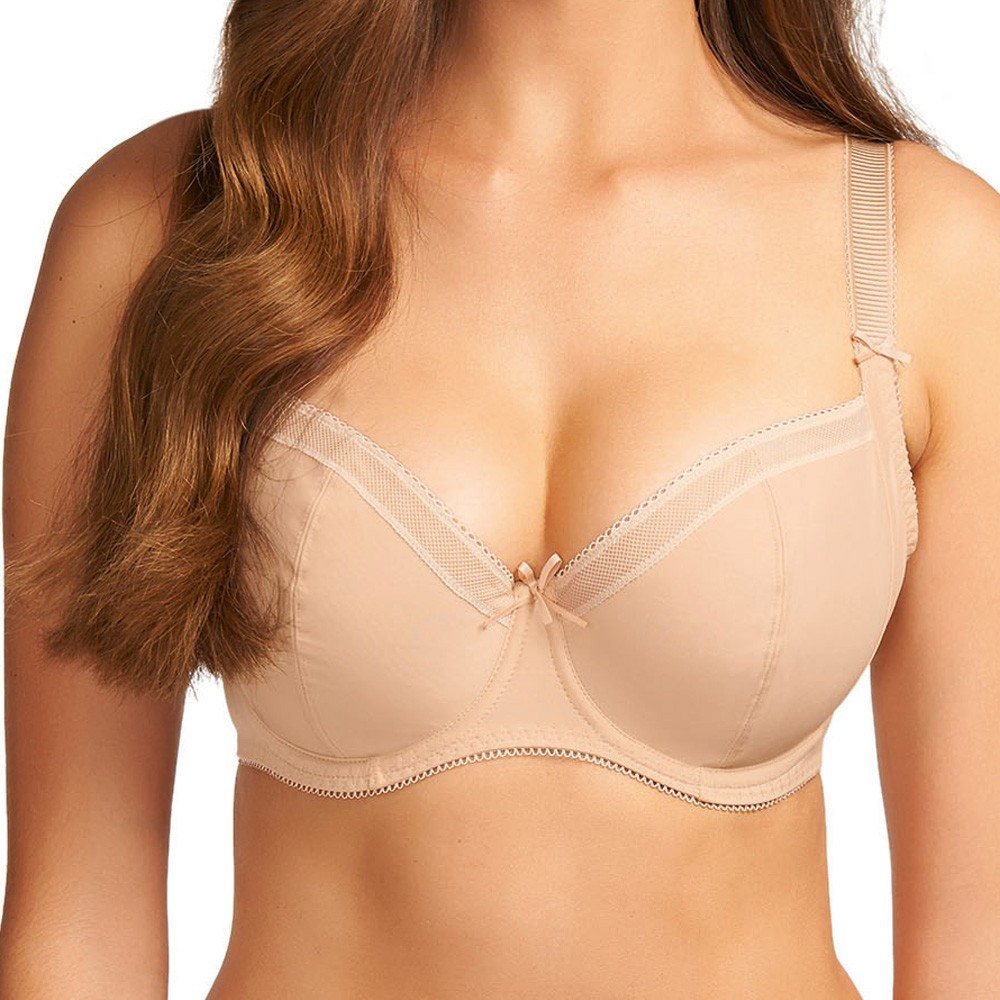 Freya Marvel Underwired Side Panel Bra - Nude
