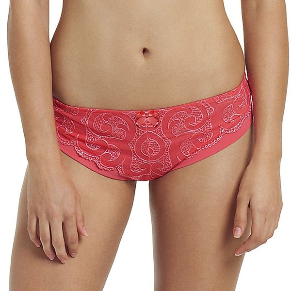 Masquerade Orla Brief - Coral