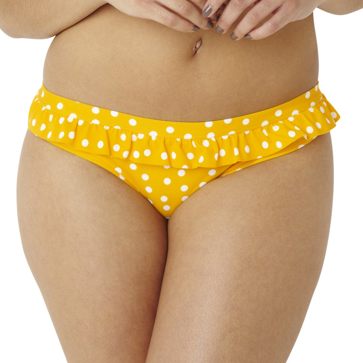 Panache Betty Frill Bikini Brief Water Sports Bikinis