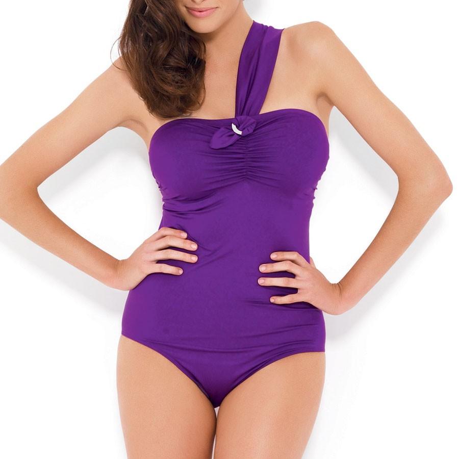 Panache Sophia Swimsuit - Purple