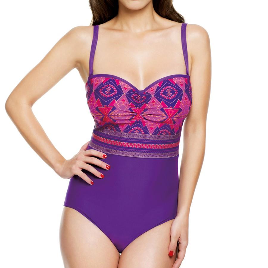 Panache Savannah Swimsuit - Gypsy Print