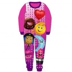 Emoji Movie Fleece Onesie
