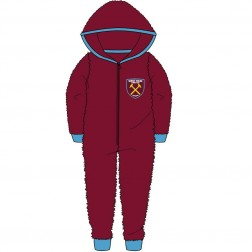 Children's West Ham United Fleece Onesie