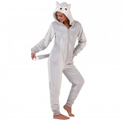 Loungeable Boutique Husky Onesie