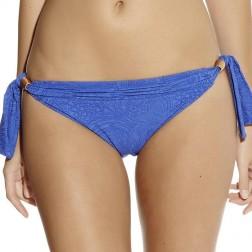 Fantasie Lombok Scarf Tie Bikini Brief - Mediterranean Blue