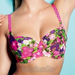 Freya Eden Balcony Bikini Top - Paradise