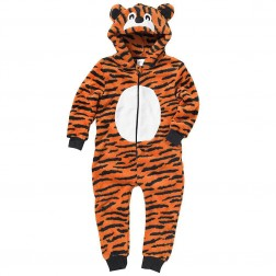 Animal Crazy Tiger Costume Onesie