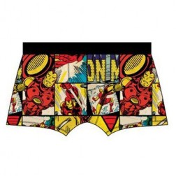 Mens Marvel Comics Trunks - Multi