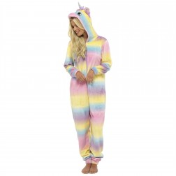 Foxbury Multicoloured Unicorn Onesie