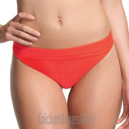 Freya Showboat Fold Bikini Brief - Lipstick