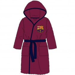 Children's Barcelona FC Fleece Robe