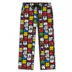 Mens Marvel Comics Lounge Pants - Multi