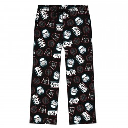 Mens Star Wars Lounge Pants - Black/Multi