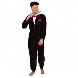Loungeable Mens Tuxedo Onesie