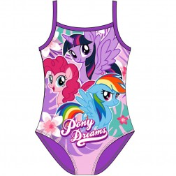 Girls My Little Pony 'Pony Dreams' Swimsuit