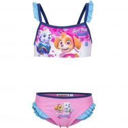 Girls Paw Patrol 'Girl Pup Power' Bikini Set