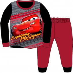 Children's Disney Cars 3 Pyjamas - Black/Red