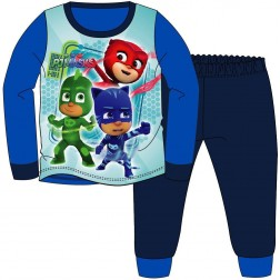 Boys PJ Masks Pyjamas - Blue