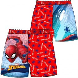 Boys Marvel Spiderman Swim Shorts