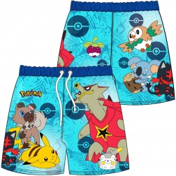 Boys Pokemon Swim Shorts