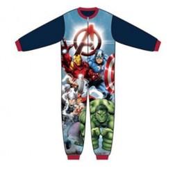 Marvel Avengers 'A' Fleece Onesie