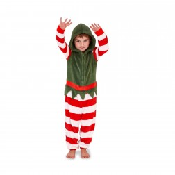 Nifty Kids Elf Fleece Onesie