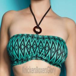 Freya Limbo Bandeau Bikini Top - Amazon