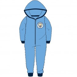 Children's Manchester City FC Fleece Onesie