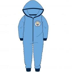 Children's Manchester City FC Fleece Onesie